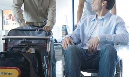 Scammers use wheelchairs to skip airport security queues legally