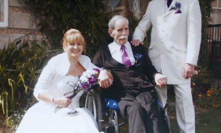 Hero dies penniless paying for his care