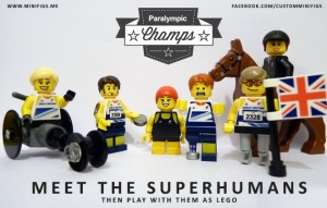 Win a Paralympian Everyday!