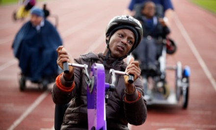 Paralympics show how cycling fits almost any impairment