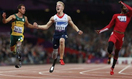 London 2012 Paralympics: Legacy lessons must not be forgotten