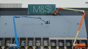Marks & Spencer jobs drive targets disabled