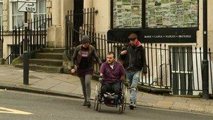 Bath proves 'difficult for disabled flat-hunters'