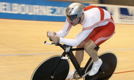 Jason Queally returns to GB Paralympic cycling squad