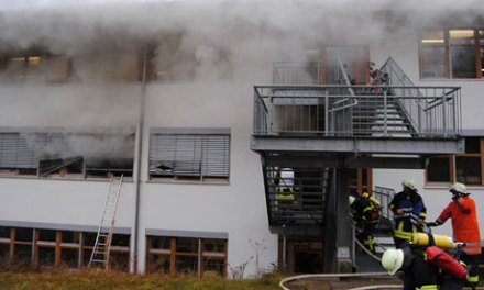Fourteen die in fire at German workshop staffed by disabled people