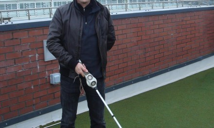UltraCane aid for the blind hailed as Miracle of Nature by BBC programme
