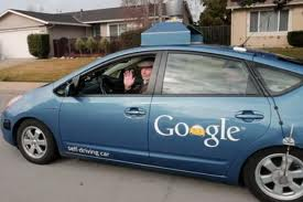 Look, no hands! Blind man is first user of Google self-driving car