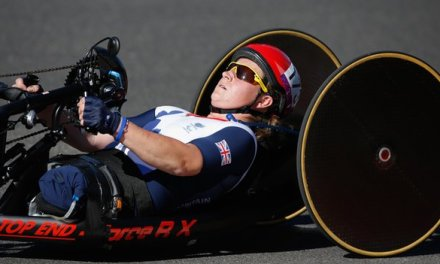 Hand-cyclist Rachel Morris to try different sports
