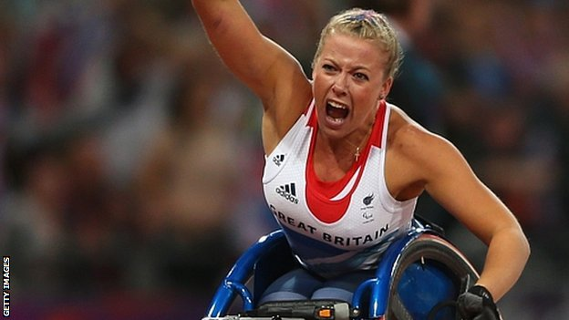 Series of Paralympic grand prix events announced for 2013