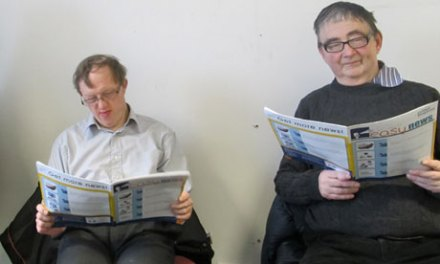 Why Easy News is useful for people with learning disabilities