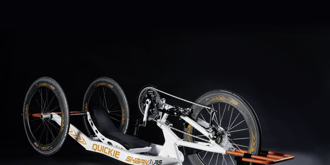Quickie Handbike Wins Best Product Award