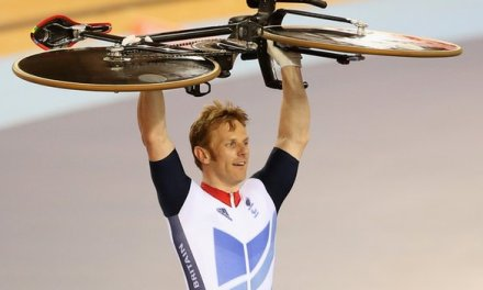 Jody Cundy questions track para-cycling calendar