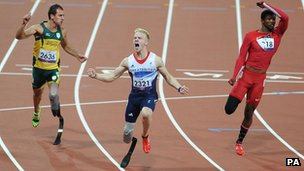 Channel 4 given Paralympics TV rights