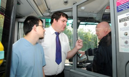 A better deal on public transport for people with learning disabilities