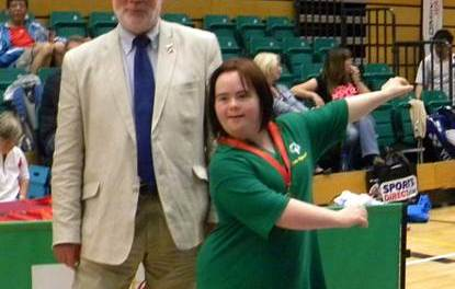 Special Olympics GB athlete Elizabeth to be queen for the day in London