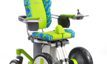 """Innovative NHS Children's """"Chair 4 Life"""" wheelchair debuts at Healthcare Innovation Expo 2013"""