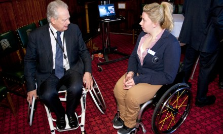 Ottobock promotes access to prosthetics at Palace of Westminster exhibition