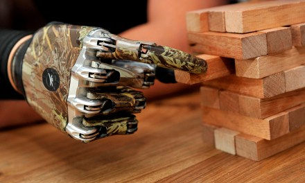 Yorkshire-made Bebionic3 Hand Selected Amongst The World's Most Innovative Products