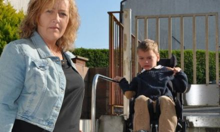 Bedroom tax madness as mum faces eviction from home housing chiefs spent £60k making fit for her disabled son