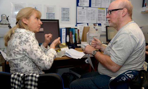 Richmond Aid Boosts Advice Service