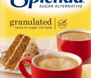 Could artificial sweetener CAUSE diabetes? Splenda 'modifies way the body handles sugar', increasing insulin production by 20%