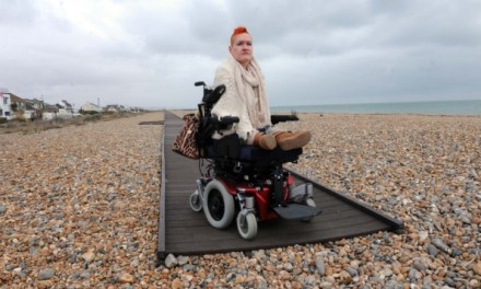 Alison Lapper to talk at disability training event