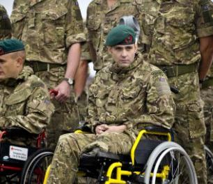 Anger as record number of maimed troops are denied disability benefit