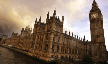 Cost of updating Parliament toilets to be £100,000