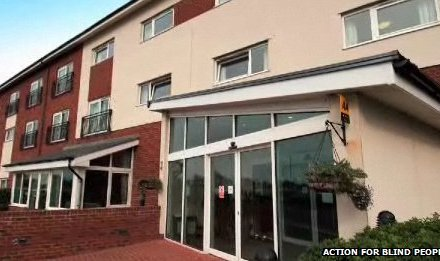 Bognor Regis 'hotel for blind' set to close