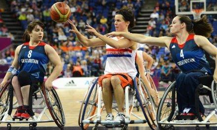 European Wheelchair Basketball: GB women through to semi-finals