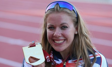 IPC Athletics: Hannah Cockroft and Aled Davies win gold medals