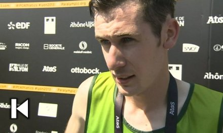 Michael McKillop and Jason Smyth clinch golds in world record times