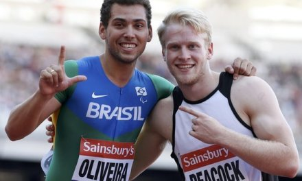Anniversary Games: Alan Oliveira world record, Jonnie Peacock PB