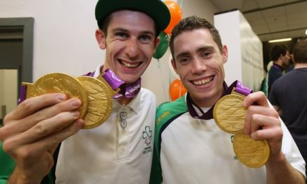 Paralympics blow for Jason Smyth and Michael McKillop