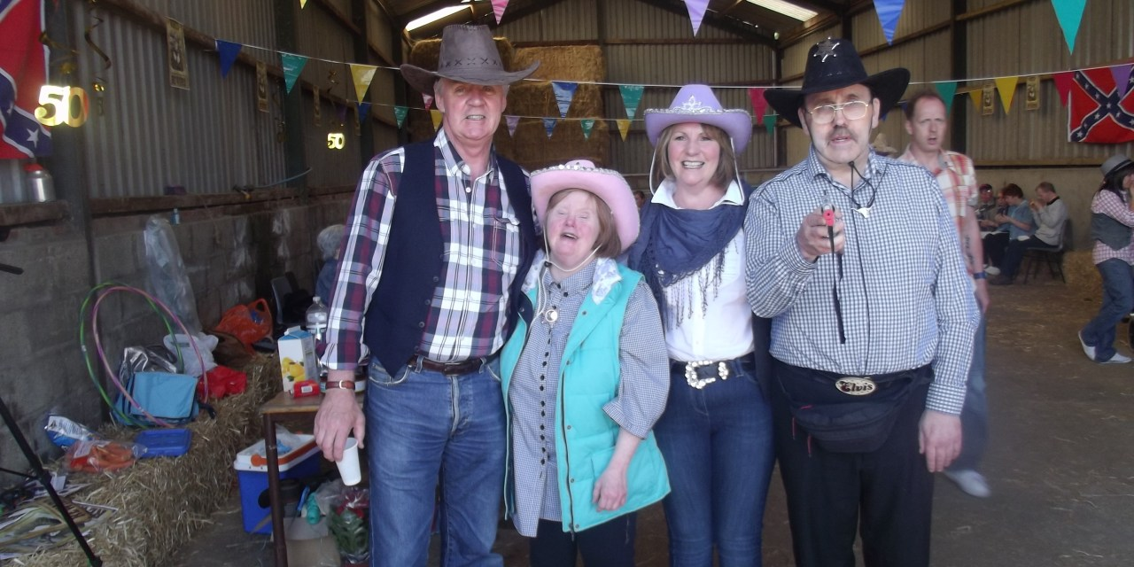 Wild West comes to Ayrshire