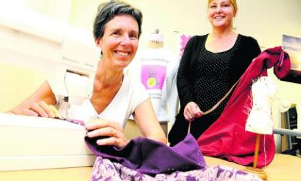 Disability clothing group will help youngsters