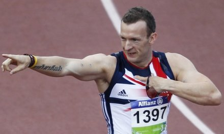 Paralympian Richard Whitehead to run 40 marathons in 40 days