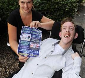 Cerebral palsy sufferer sets up Taunton disability group