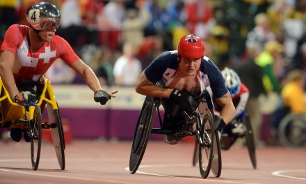 UK disability sport given £8 million funding boost on National Paralympic Day