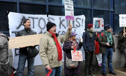 Atos call for early exit from £500m Con-Dem contract and end to cruel fit-to-work tests after claiming they don't work