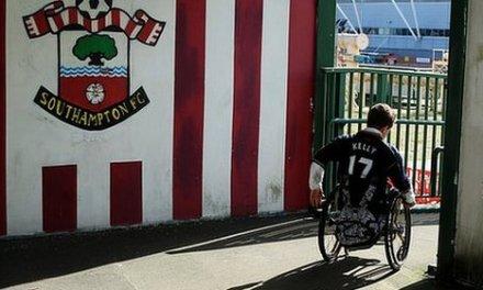Is the Premier League failing disabled fans?
