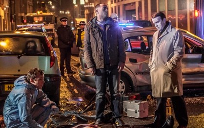 Starring role for quad amputee in the opening episode of ITV's Law & Order: UK on tonight at 9pm
