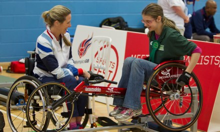 Multi gold medallist Dame Sarah Storey to head up latest ParalympicsGB Sports Fest in Manchester