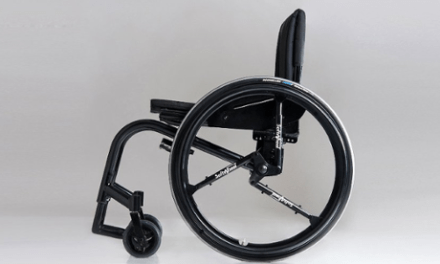 SoftWheel: the revolutionary design to give wheelchair users a smoother ride