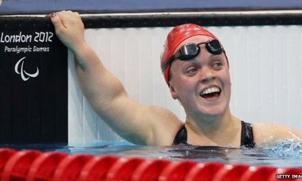 Motivation key to Paralympic champion Ellie Simmonds' success