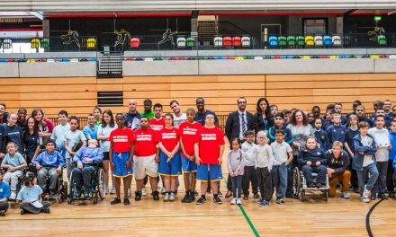 Young people prove to be the heroes in disability sports programme