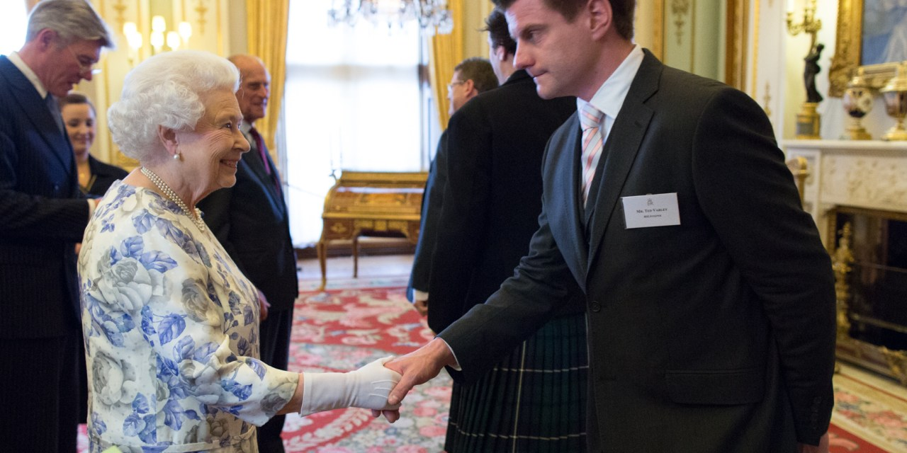 RSL Steeper invited to royal reception for UK tech success