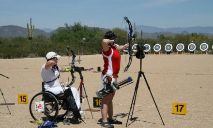 Fletchers boost grassroots disability archery