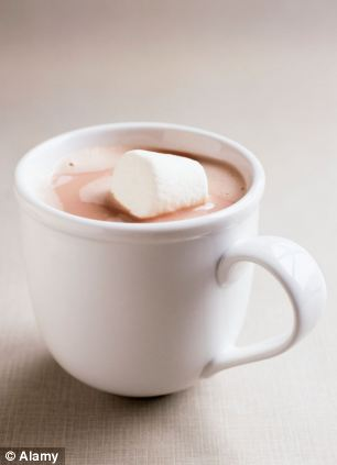 Drinking cocoa 'fights dementia'