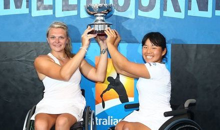 Whiley targets wheelchair doubles success